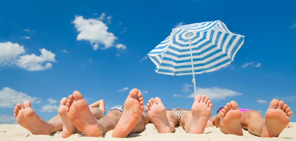 Conseils pour des vacances sereines