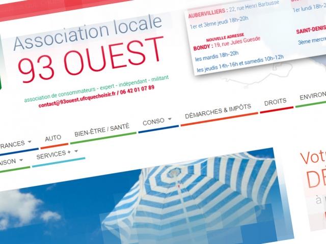 La nouvelle version du site ufc-quechoisir-93ouest.org !
