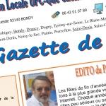 La Gazette du mois de décembre est publiée !